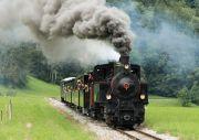 Nostalgiebahn-Bezau